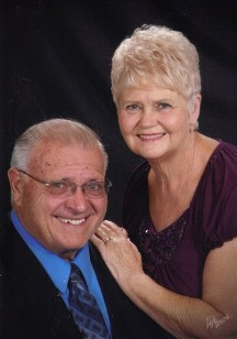 Reverend Paul and Barbara Wrenn